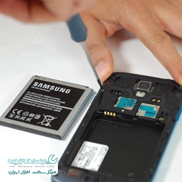 نمایندگی تعمیر موبایل سامسونگ SAMSUNG