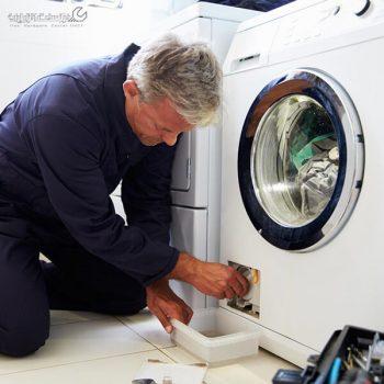 آموزش تمیز کردن فیلتر لباسشویی