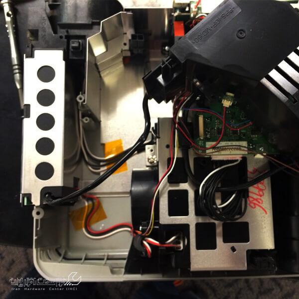 عیب یابی و تعمیر خرابی تصویر پروژکتور