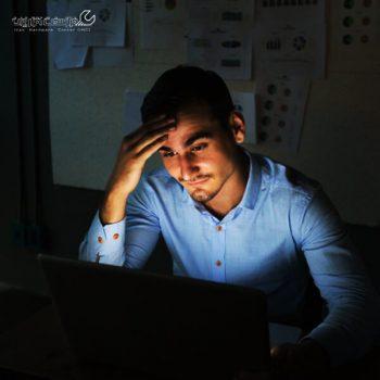 زیاد کردن نور صفحه لپ تاپ