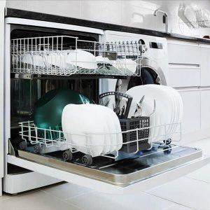 کار نکردن ماشین ظرفشویی