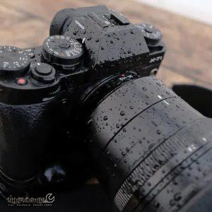 آبخوردگی دوربین