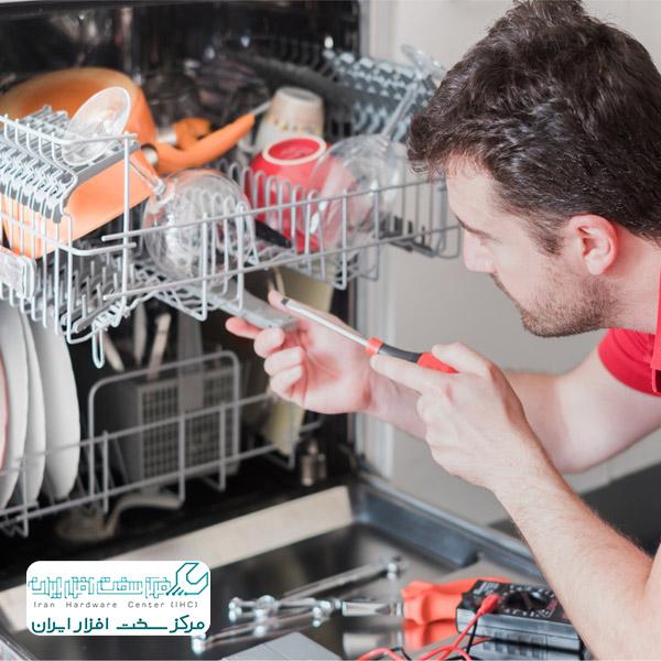 تعمیرات ظرفشویی در محل با گارانتی