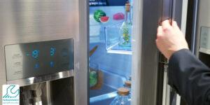 چشمک زدن صفحه نمایش یخچال