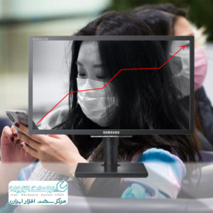 افزایش قیمت پنل های LCD با پیدایش ویروس کرونا