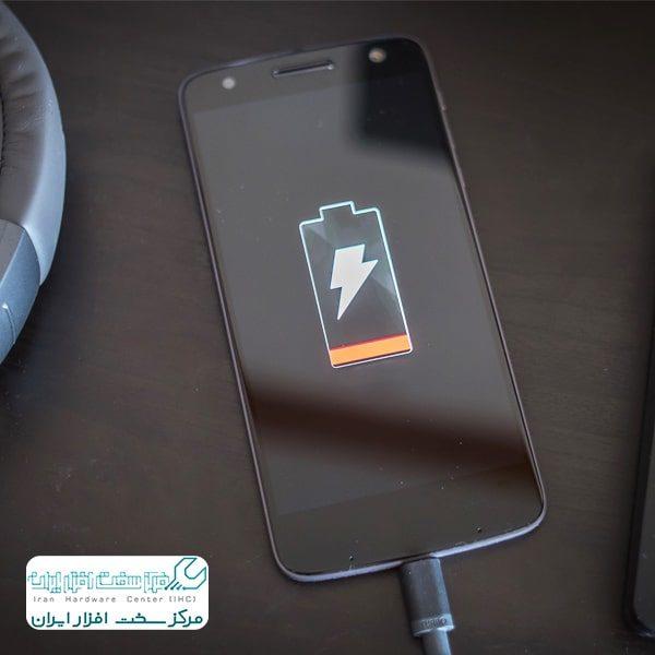 شارژ نشدن موبایل