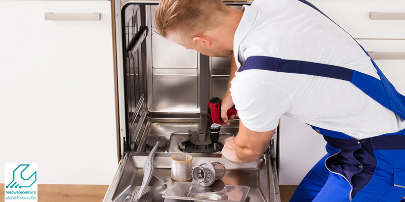 مشکلات رایج ماشین ظرفشویی