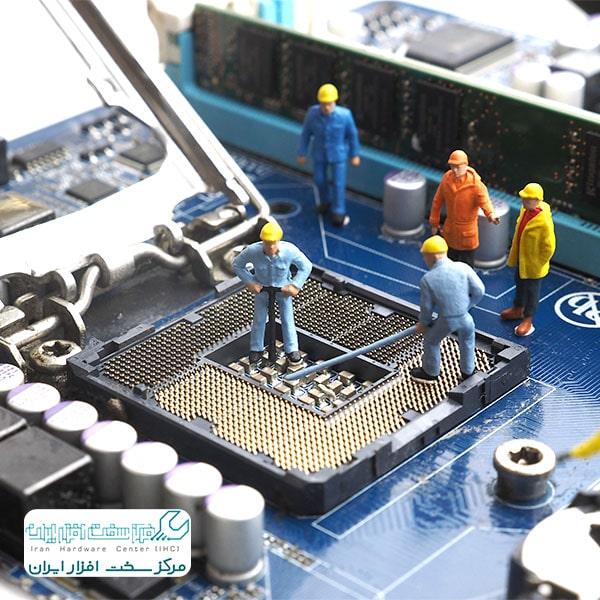 سوالات متداول تعمیر کامپیوتر
