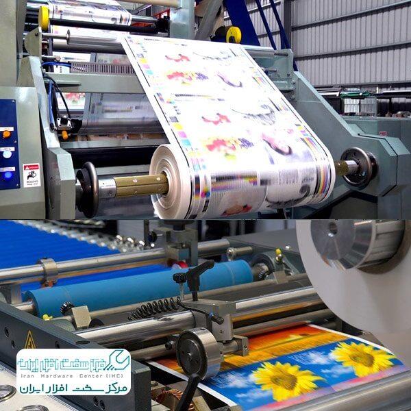 تعریف چاپگر صنعتی