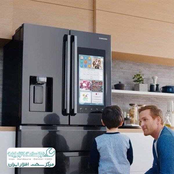 یخچال هوشمند چیست