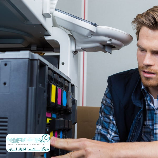 تعمیرات تخصصی دستگاه کپی