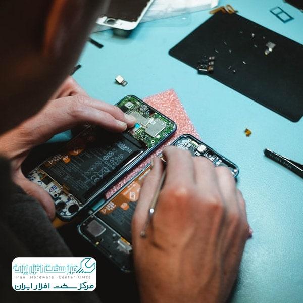 سوالات متداول تعمیرات موبایل