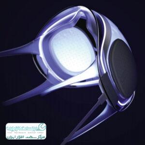 ماسک با فیلتر قابل تعویض N95