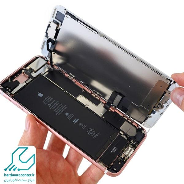 تعویض ال سی دی موبایل