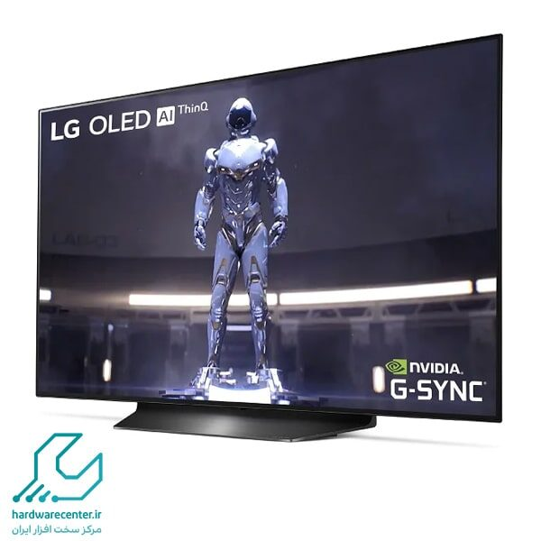 تلویزیون شفاف 55 اینچی ال جی