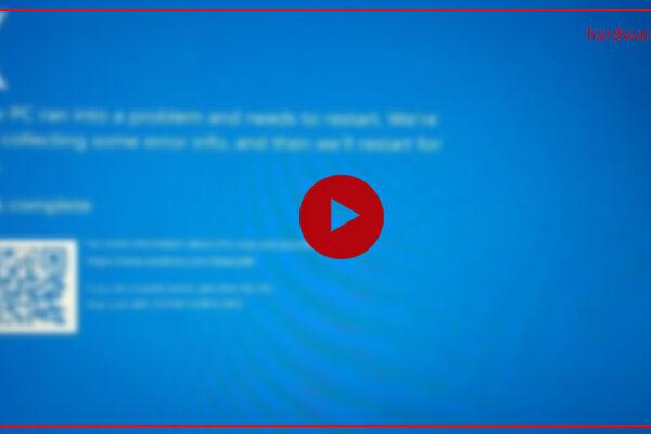 رفع خطای صفحه آبی در ویندوز