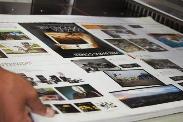 کاغذهای صنعت چاپ