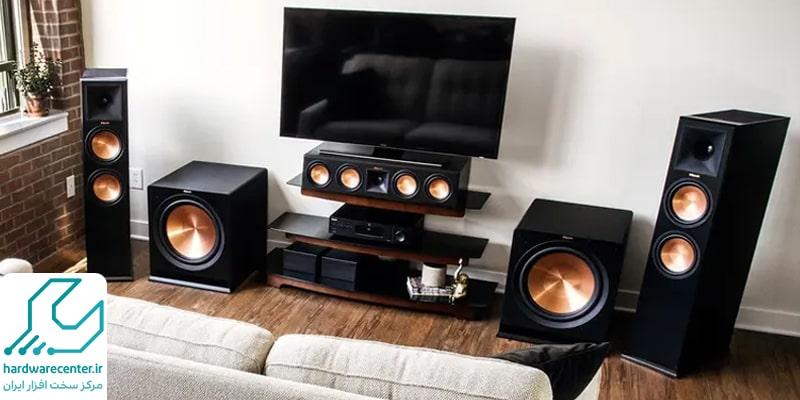 بهترین سیستم صوتی خانگی