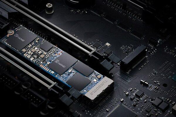 حافظه SSD هیبرید اینتل