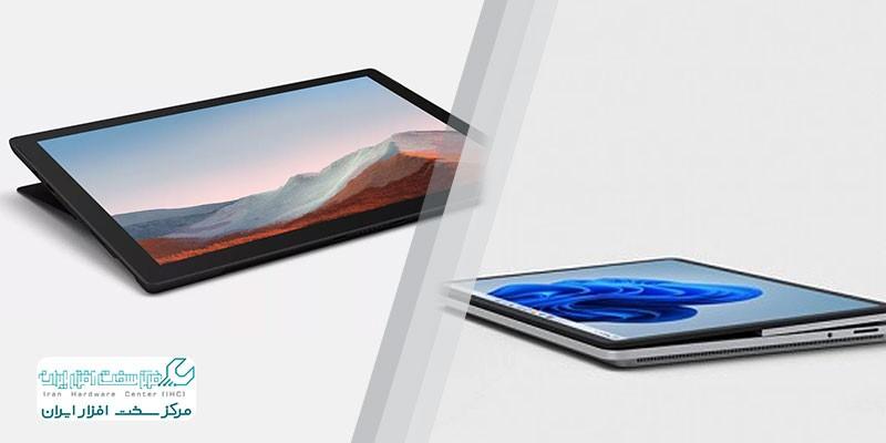 لپ تاپ های لمسی و هیبریدی سرفیس