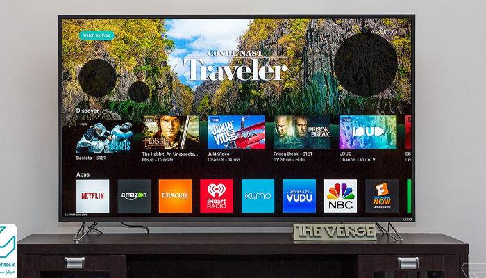 لکه سیاه روی صفحه ی تلویزیون؛ دلایل و راهکارها